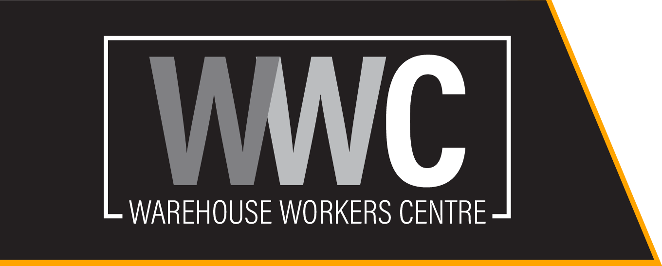 Warehouse Workers Centre Main Logo